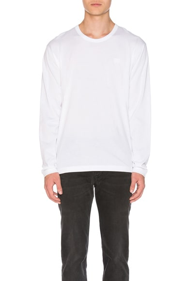 Nash Face Long Sleeve Tee