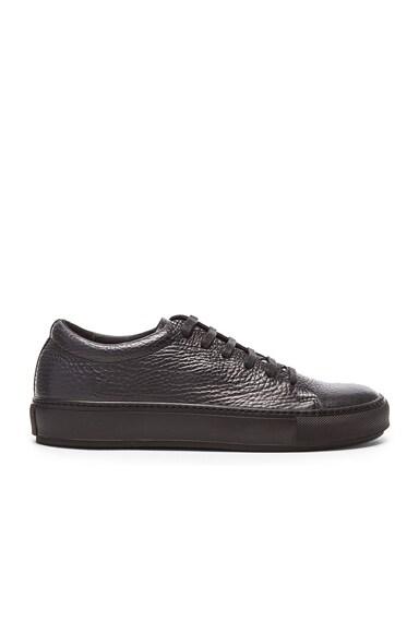 Adrian Grain Calfskin Sneakers