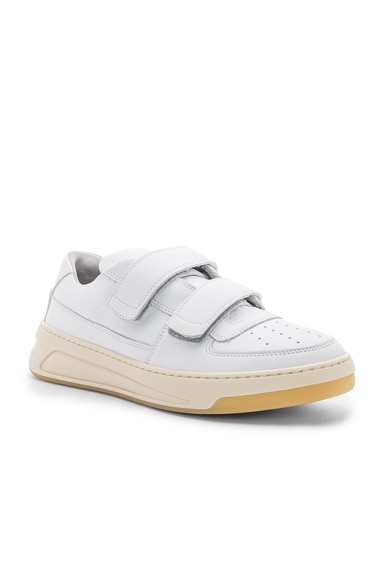 Leather Pete Sneakers