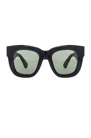 Acne Studios Library Sunglasses in Black
