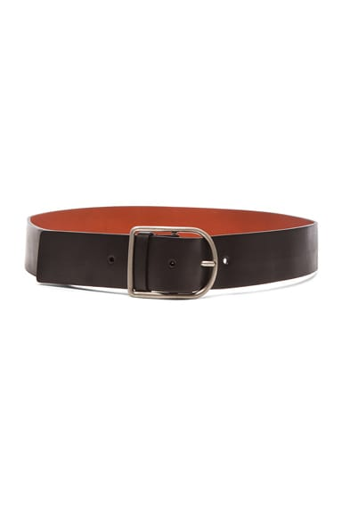 Acne Studios Orione Belt in Black
