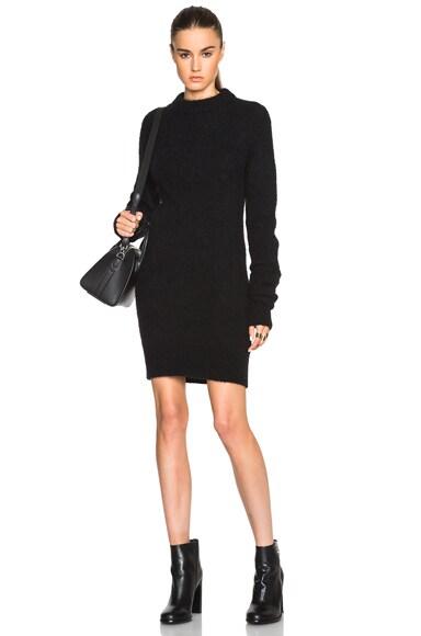 Visa Mohair Sweater Dress