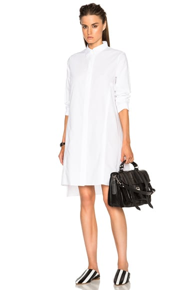 Rosamund Pique Shirt Dress