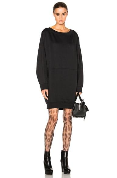 Acne Studios Kakay Dress in Black