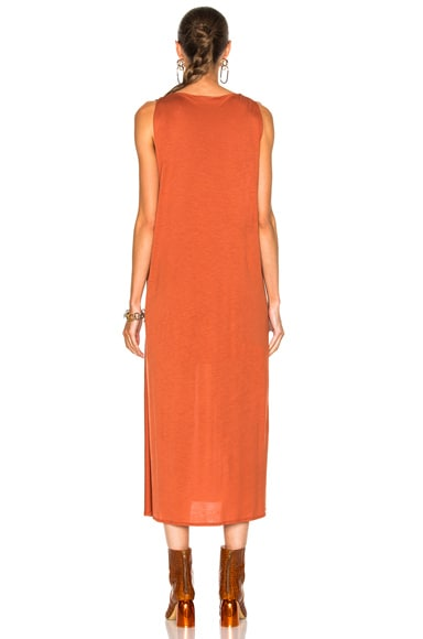 Ethel Tencel Jersey Midi Dress