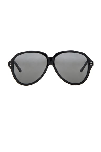 Acne Studios Charge Sunglasses in Black