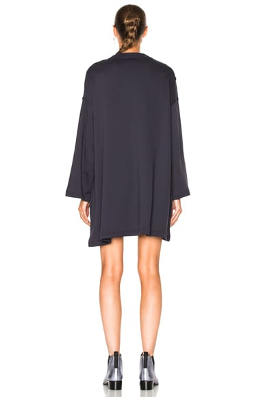 Leyla Fleece Sweater Dress
