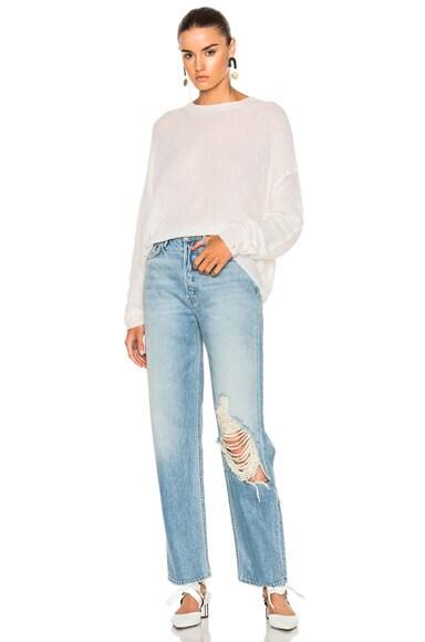 Aisha Alpaca Sweater
