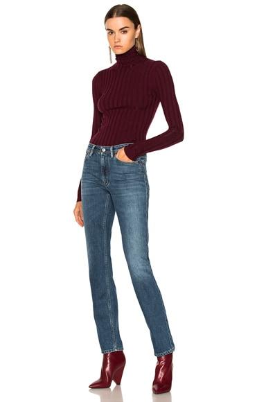 Corina Turtleneck Knit Top