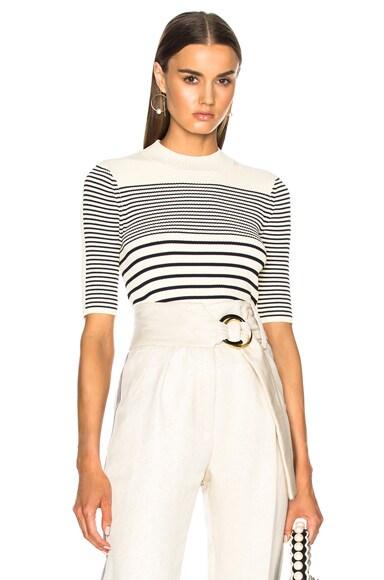 Winnie Stripe Sweater