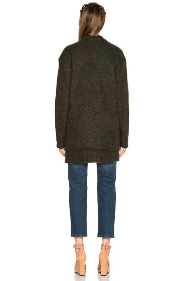 Raya Short Mohair Sweater
