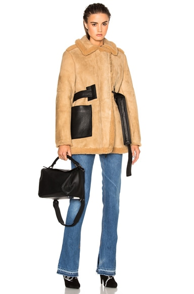 Fayette Suede Jacket