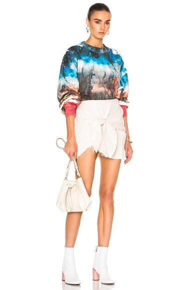 Yana Oil Sweatshirt
