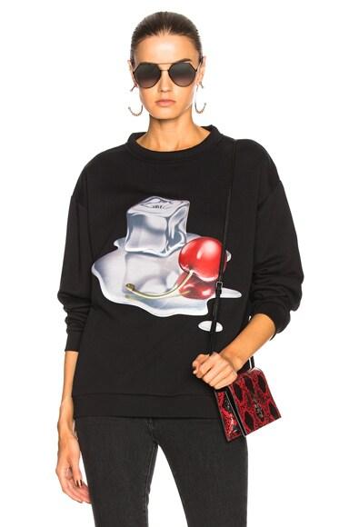 Flames Capsule Sweater