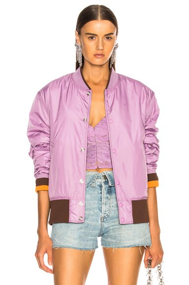 Mills Face Jacket