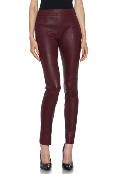 Best Lambskin Leather Pants