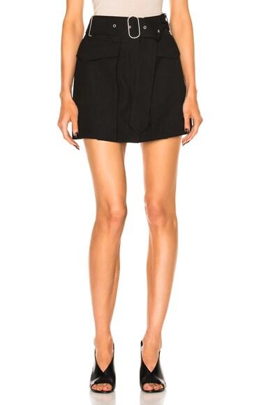 Acne Studios Peri Skirt in Black