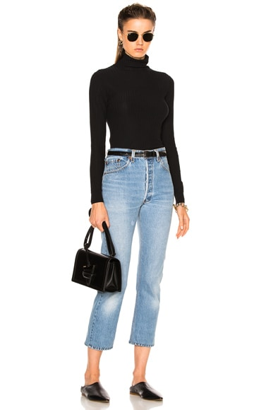 Ida Turtleneck Top