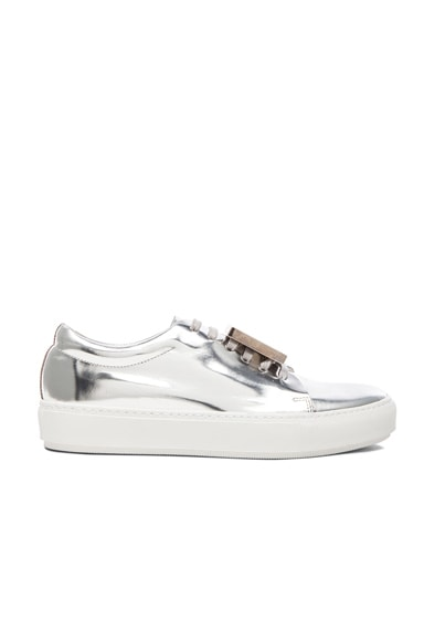 Adriana Metallic Sneakers