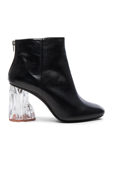 Ora Glass Booties