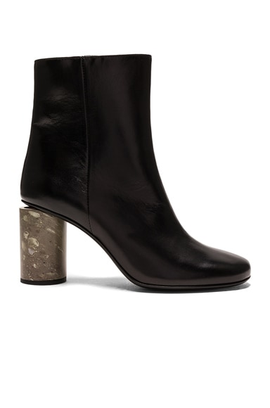 Leather Althea Booties
