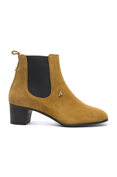 Suede Hely Boots