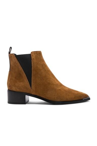 Jensen Suede Boots