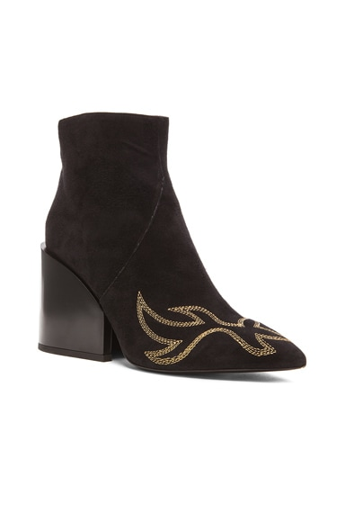 Angel Suede Boots