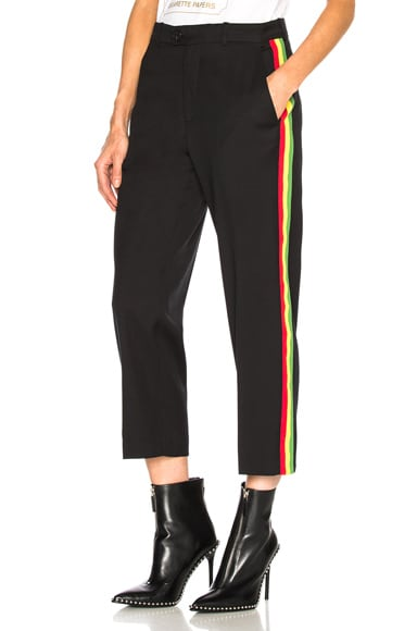 Rasta Stripe Trouser Pant