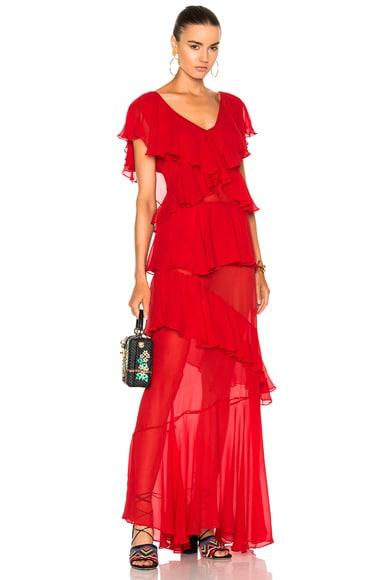 Chine Dress