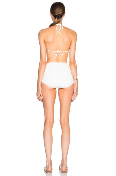 Neoprene Matelasse Hot Bikini