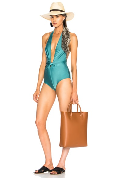 Halterneck Swimsuit
