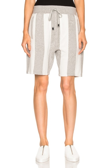adidas by Alexander Wang Inout Shorts in MGH