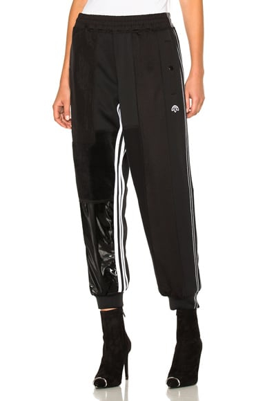 Patch Track Pants