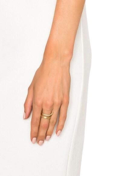 Fishtail Classic Ring