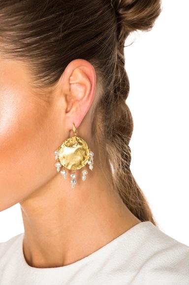 Stingray Dreamcatcher Single Earring