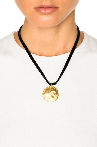 Stingray Velvet Necklace