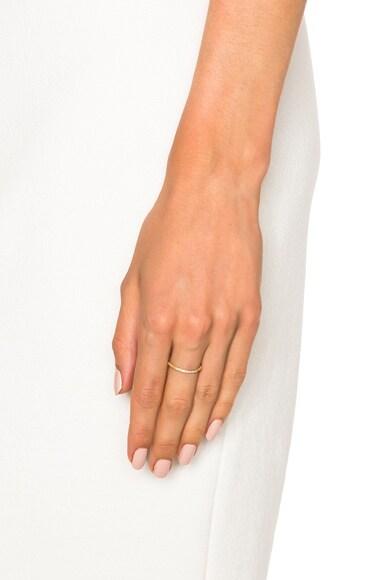 Fine 10 Diamond Ring