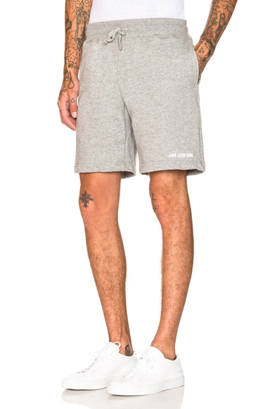 Logo Camper Shorts
