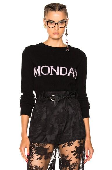 Monday Crewneck Sweater