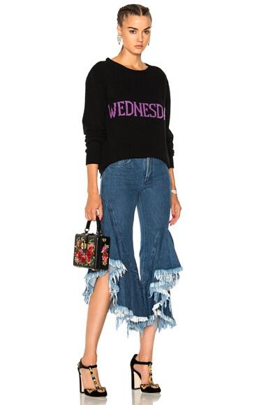 Wednesday Crewneck Sweater