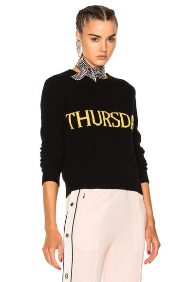 Thursday Crewneck Sweater