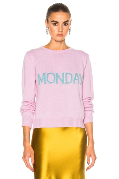 Monday Crewneck Sweater