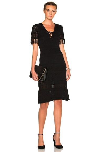 A.L.C. Trevi Dress in Black