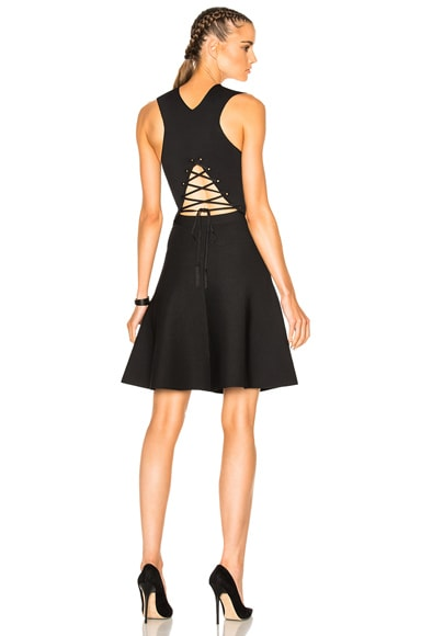 A.L.C. Este Dress in Black