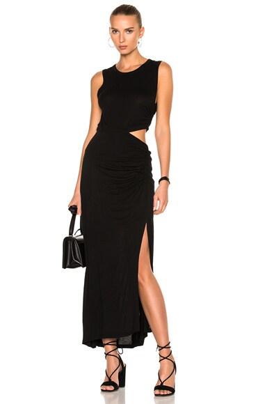 A.L.C. Jaxon Dress in Black