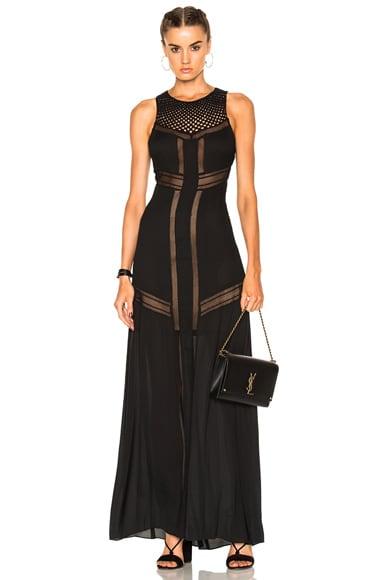 A.L.C. Isbert Dress in Black