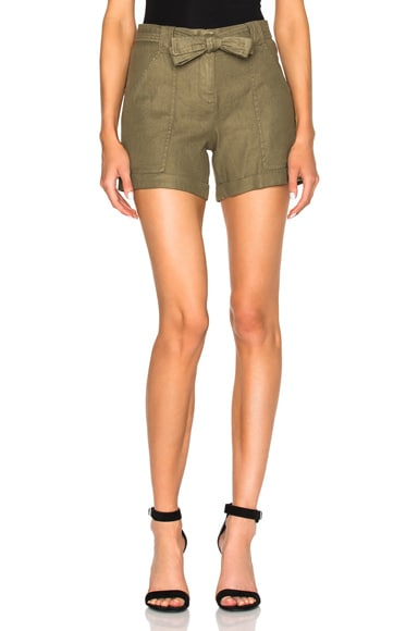 A.L.C. Gregory Shorts in Army