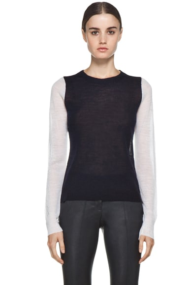 Gerry Back Block Sweater