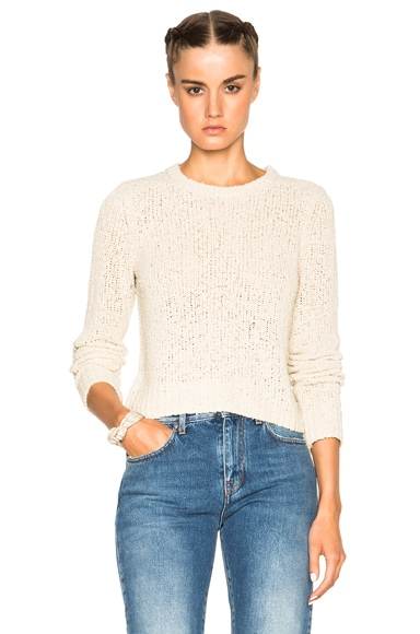 A.L.C. Aiden Sweater in Natural